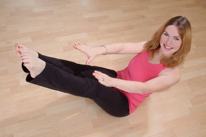 Claire Baxter pilates studio